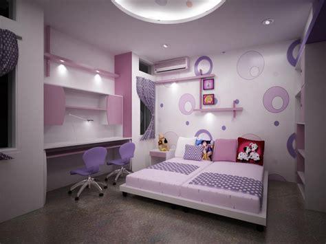 Interior Design Nice Colorful Kids Interior Design