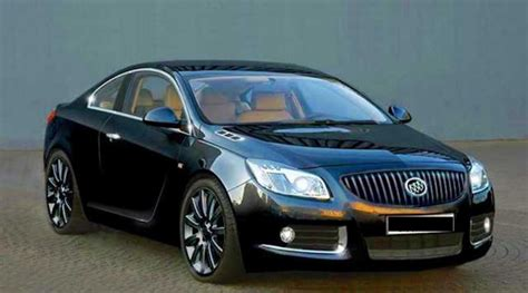 Buick Grand National 2017 by 2017 Buick Regal Grand National Gs Gnx Coupe