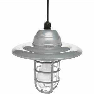 designers edge weatherproof hanging barn light 10in With barnyard lighting