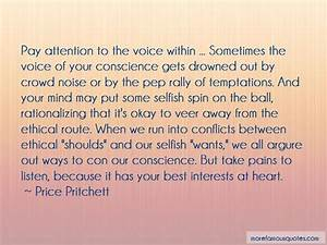 Price Pritchett... Orleanna Price Important Quotes
