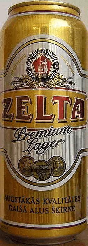 ZELTA-Beer-500mL-Estonia