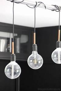 Ampoule Filament Ikea : comment j 39 claire ma cuisine avec une suspension homemade diy diy lampe ampoule et ma cuisine ~ Preciouscoupons.com Idées de Décoration