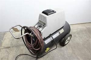 Sanborn Black Max Air Compressor