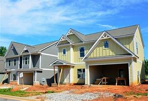 New Home Construction Free Stock Photo