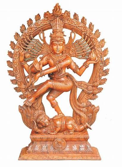 Nataraja Wood Carving