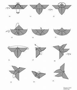 Origami Animaux Facile Gratuit : origami papillon facile video ~ Dode.kayakingforconservation.com Idées de Décoration