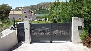Portail Coulissant Castorama : castorama portail coulissant ~ Edinachiropracticcenter.com Idées de Décoration
