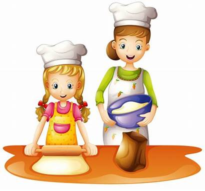 Cooking Clipart Clip Kinder Child Baking Chef