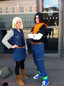 Cosplay Island View Costume Kaedian Android 18