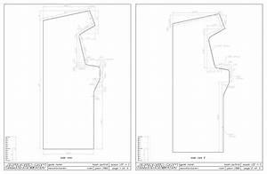 Arcade Cabinet Building Plans www cintronbeveragegroup com