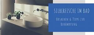 Mittel Gegen Silberfische : ll silberfische im bad was tun ursache express bek mpfung ~ Markanthonyermac.com Haus und Dekorationen
