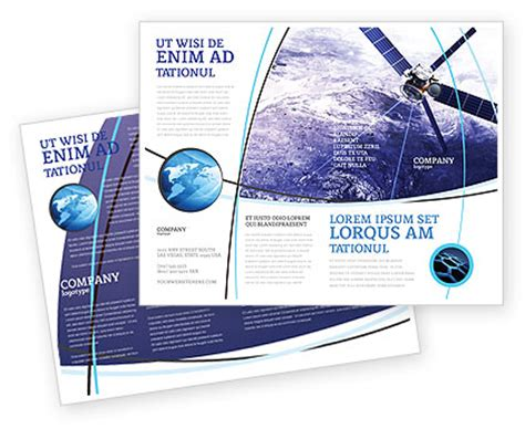googleial brochure templates 0 html communication satellite letterhead template layout for