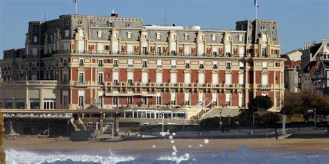 prix chambre hotel du palais biarritz biarritz l hôtel du palais parmi les plus beaux