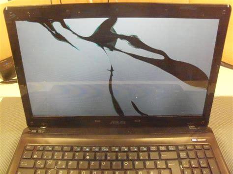 riss im display laptop display reparatur dresden bildschirm austauschen