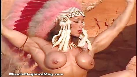 Native Indian Sex Goddess Comes Out Smoking Hot