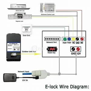 Wifi Wireless Smart Video Doorbell Home Security Visual