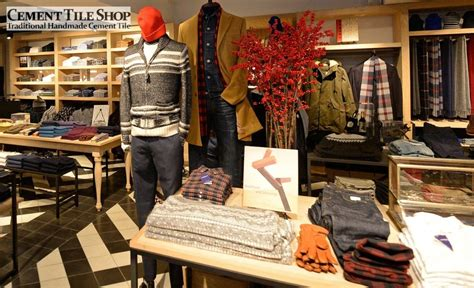 j crew cement tile shop