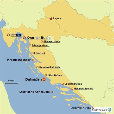 kvarner bucht kroatien sehenswuerdigkeiten und reisefuehrer