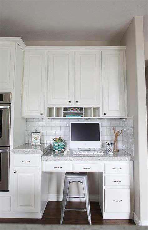 Kitchen Work Desk by Best 25 Kitchen Office Nook Ideas On Kitchen