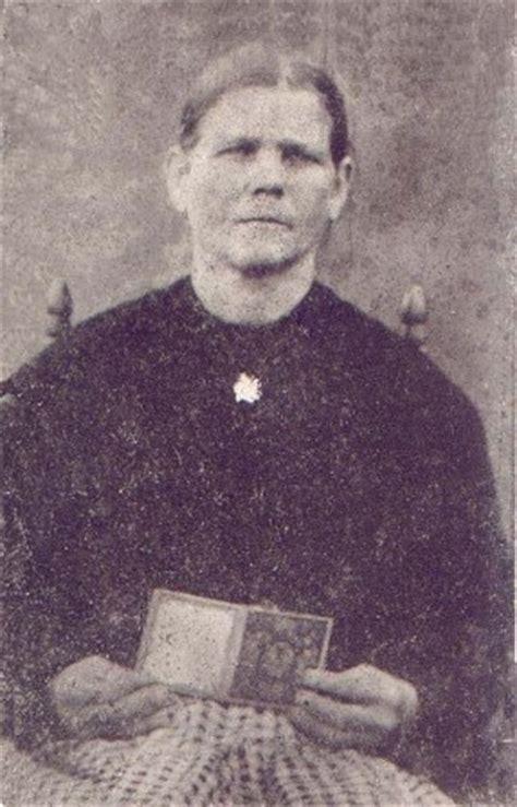 Elizabeth Hammock by Louisiana Archives Allen Parish Photo Album