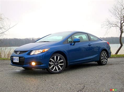 2013 Honda Civic Coupe Ex-l Navi Review Editor's Review