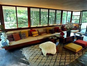 Wright's Fallingwater appeals to many senses - The Boston ...