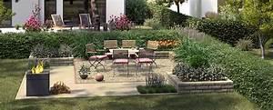 Garten Online Gestalten : garten sitzecke grillplatz gestalten obi gartenplaner ~ Markanthonyermac.com Haus und Dekorationen