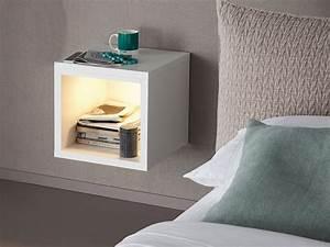 Comodino design Cubolux Arredamento camera da letto Chaarme