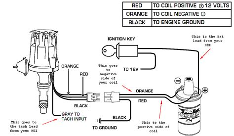 hei distributor wiring diagram for chevy best site