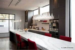 luminaire ilot cuisine With luminaire ilot de cuisine