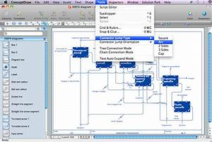 Idef0 Diagram Visio Example