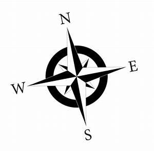 Compass Simple - ClipArt Best