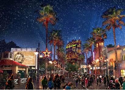Disney Hollywood Studios Holiday Walt Christmas Events