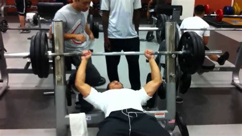 Jovination (150 Lbs) Benching (300 Lbs) Youtube