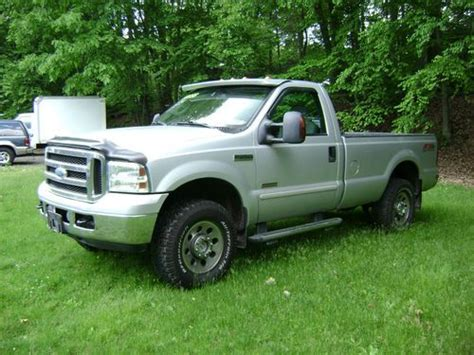 sell   ford  powerstroke diesel extended cab
