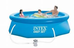 Accessoire Piscine Hors Sol : accessoires piscine intex easy set ~ Dailycaller-alerts.com Idées de Décoration