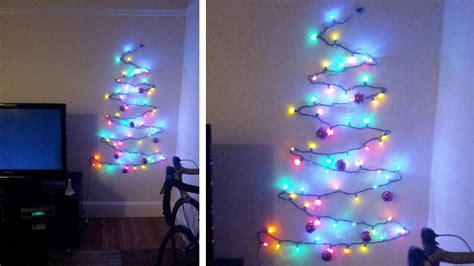 correct way to string lights on christmas tree this clever christmas tree is the answer to your cred
