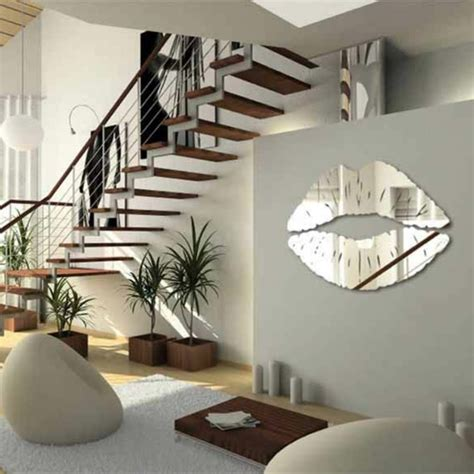 miroir dans la chambre le miroir décoratif en 50 photos magnifiques