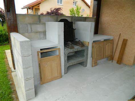 fabriquer sa cuisine en beton cellulaire cuisine d 39 été el matos constructions et passions
