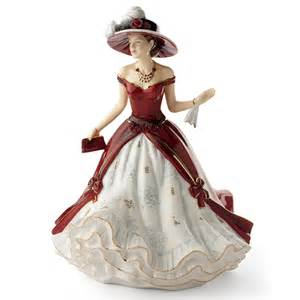 bridal registry cards royal doulton figurine 2012