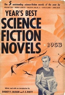 Year's Best Science Fiction Novels 1952 Wikipedia