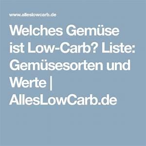 Werte Und Normen Liste : welches gem se ist low carb liste gem sesorten und werte low carb gem se ~ A.2002-acura-tl-radio.info Haus und Dekorationen