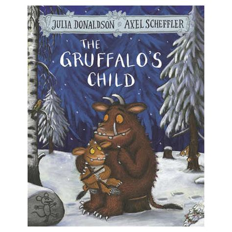 gruffalos child  julia donaldson  axel scheffler