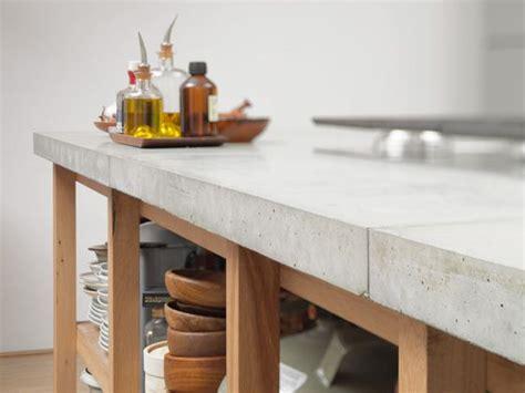 Beton Und Holz Inspirationen Für Den Wohnraum