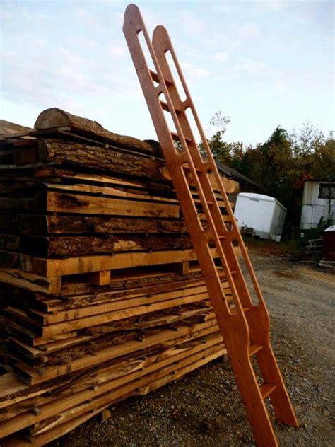 handles built   sides    ships ladder loft   stair