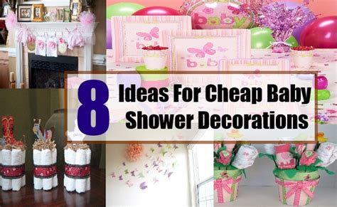 great ideas for cheap baby shower decorations cheap baby shower decorations ideas bash