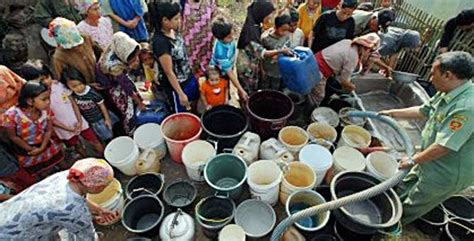 alih fungsi lahan sebabkan krisis air bersih tubasmediacom