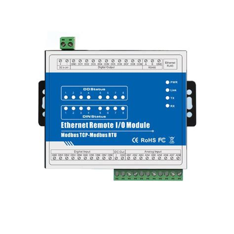 Tcp Ethernet Remote Module Data Acquisition