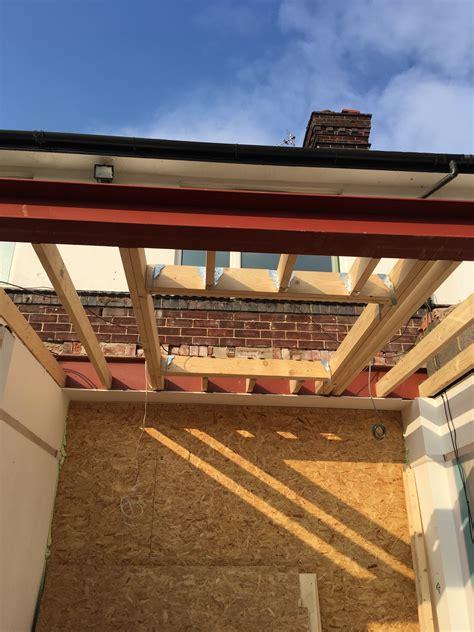 install flat roof lights kat