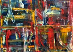 Gemälde In öl : im atelier l auf leinwand foto als gem lde lbild ~ Sanjose-hotels-ca.com Haus und Dekorationen